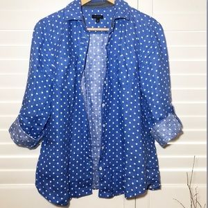 Talbots | Button Down Shirt